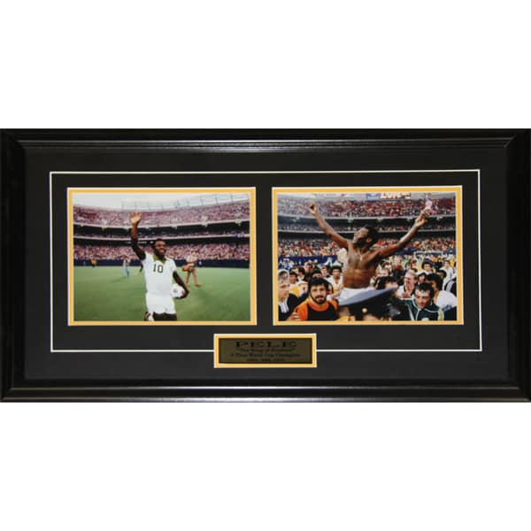 Pele Soccer World Cup Champion 2-photo Frame