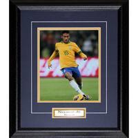 Neymar Jr. Team Brazil Fifa Soccer 8x10-inch Frame