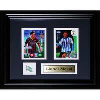Lionel Messi Soccer Fifa 2-card Frame