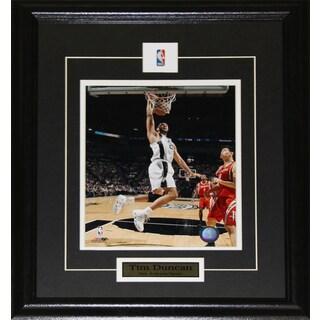 Tim Duncan San Antonio Spurs 8x10-inch Frame