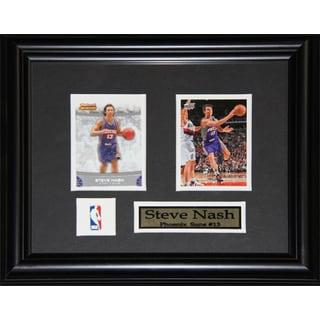 Steve Nash Phoenix Suns 2-card Frame