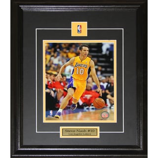 Steve Nash Los Angeles Lakers 8x10-inch Frame