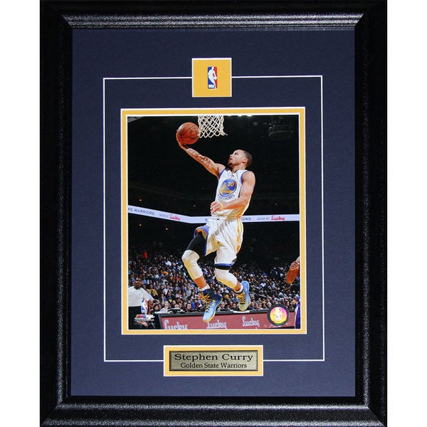 Stephen Curry Golden State Warriors 8x10-inch Frame