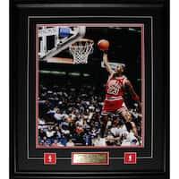 Michael Jordan Chicago Bulls Basketball Nba 16x20-inch Frame
