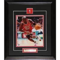 Michael Jordan Chicago Bulls 8x10-inch Frame