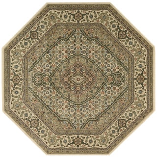 Nourison Persian Arts Ivory Rug (7'9 Octagon)