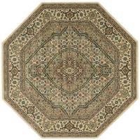 Nourison Persian Arts Ivory Rug (7'9 Octagon)