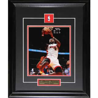 Lebron James Miami Heat 8x10-inch Frame|https://ak1.ostkcdn.com/images/products/12006625/P18883780.jpg?impolicy=medium