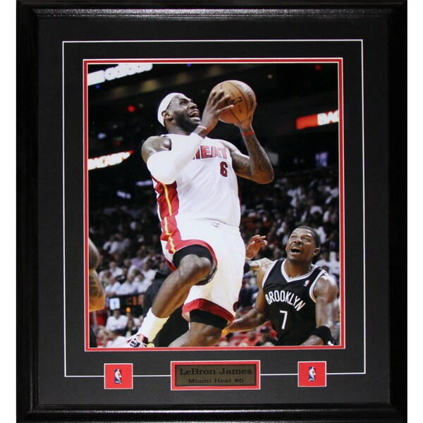 Lebron James Miami Heat 16x20-inch Frame