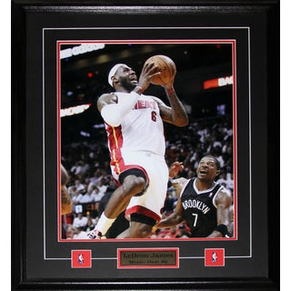 Lebron James Miami Heat 16x20-inch Frame