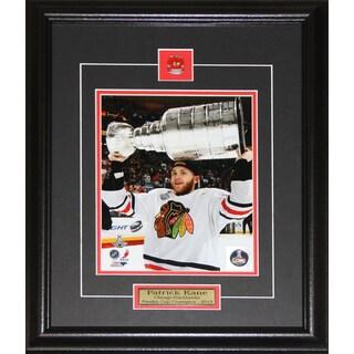 Patrick Kane Chicago Blackhawks 2013 Stanley Cup 8x10-inch Frame