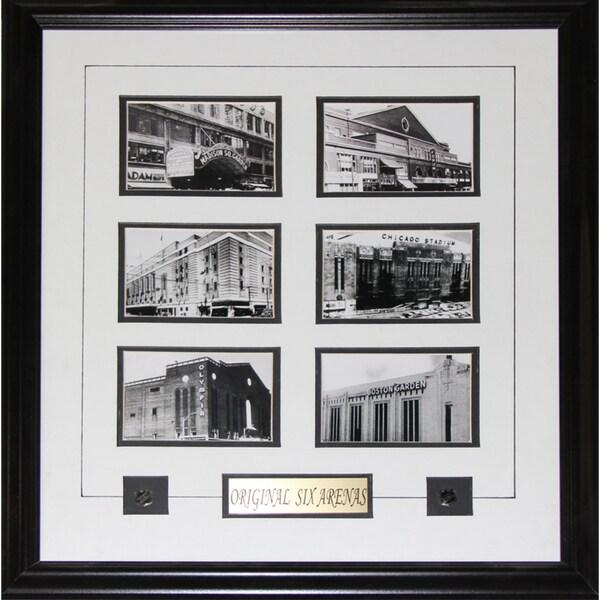 Shop Original Six Arenas Frame - Free Shipping Today - Overstock.com ...