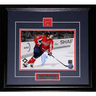 Nicklas Backstrom Washington Capitals Signed 8x10-inch Frame|https://ak1.ostkcdn.com/images/products/12006664/P18883815.jpg?impolicy=medium