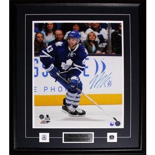 Nazem Kadri Toronto Maple Leafs Signed 16x20-inch Frame