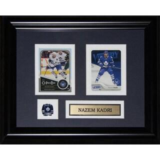 Nazem Kadri Toronto Maple Leafs 2-card Frame
