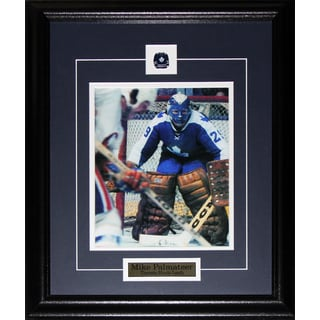 Mike Palmateer Toronto Maple Leafs 8x10-inch Frame
