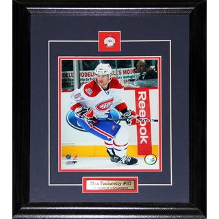 Max Pacioretty Montreal Canadiens 8x10-inch Frame