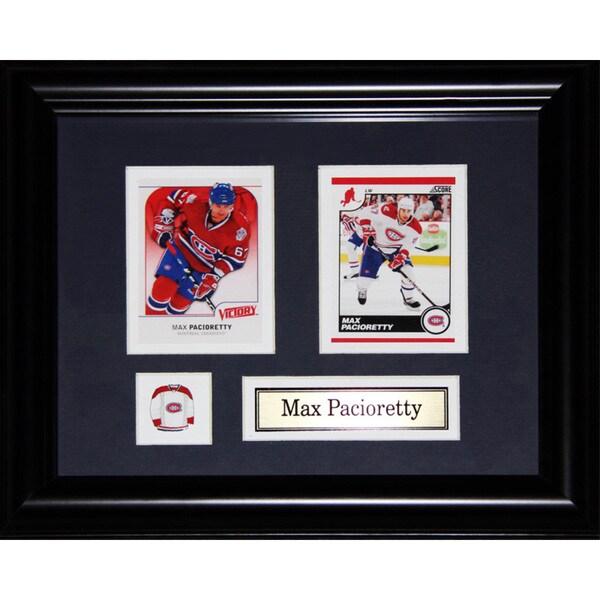 Max Pacioretty Montreal Canadiens 2-card Frame