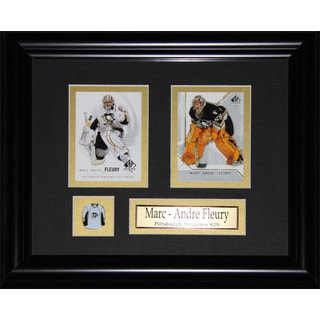 Marc-andre Fleury Pittsburgh Penguins 2-card Frame
