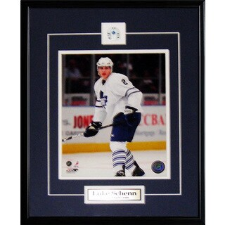 Luke Schenn Toronto Maple Leafs 8x10-inch Frame