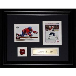 Lars Eller Montreal Canadiens Nhl 2-card Frame