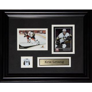 Kris Letang Pittsburgh Penguins 2-card Frame