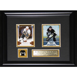 Jordan Staal Pittsburgh Penguins 2-card Frame