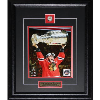 Jonathan Toews Chicago Blackhawks 2015 Stanley Cup 8x10-inch Frame