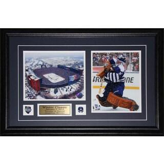 Jonathan Bernier Toronto Maple Leafs 2014 Winter Classic 2-photo Frame