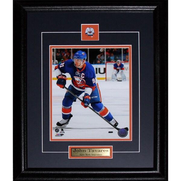 John Tavares New York Islanders 8x10-inch Frame