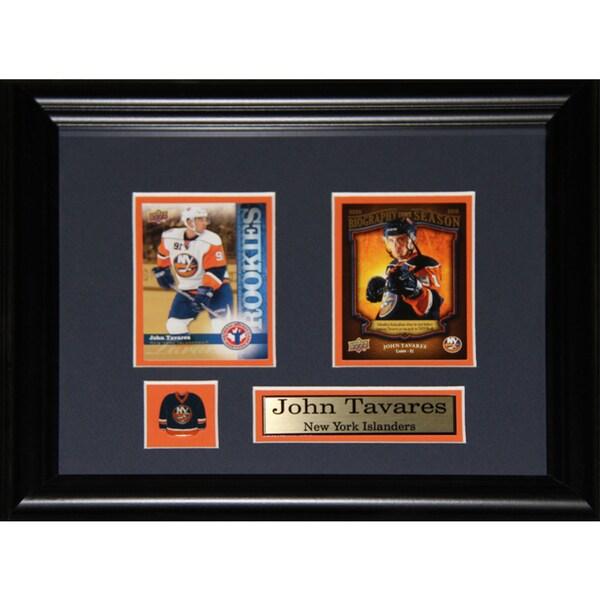 John Tavares New York Islanders 2-card Frame
