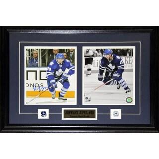 Joffrey Lupul Toronto Maple Leafs Signed 2-photo Frame