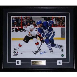 Joffrey Lupul Toronto Maple Leafs Signed 16x20-inch Frame