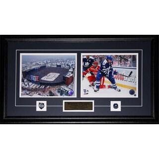 Joffrey Lupul Toronto Maple Leafs 2014 Winter Classic 2-photo Frame