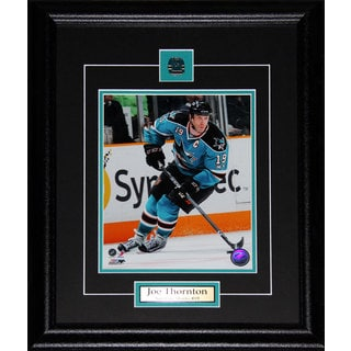 Joe Thornton San Jose Sharks 8x10-inch Frame