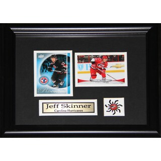 Jeff Skinner Carolina Hurricanes 2-card Frame