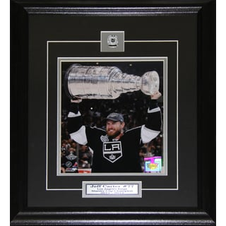 Jeff Carter Los Angeles Kings Stanley Cup 8x10-inch Frame