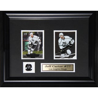 Jeff Carter Los Angeles Kings 2-card Frame