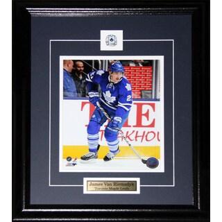 James Van Riemsdyk Toronto Maple Leafs 8x10-inch Frame