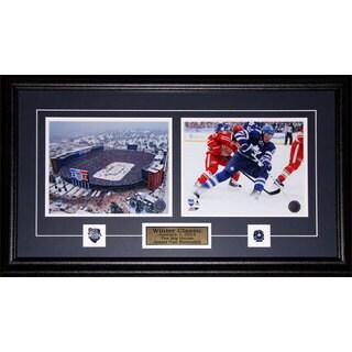 James Van Riemsdyk Toronto Maple Leafs 2014 Winter Classic 2-photo Frame