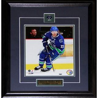 Henrik Sedin Vancouver Canucks 8x10-inch Frame