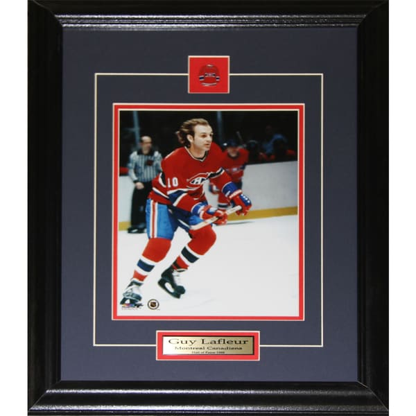 Guy Lafleur Montreal Canadiens 8x10-inch Frame