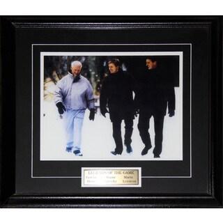 Gordie Howe Wayne Gretzky Mario Lemieux 11x14 Frame