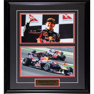 Sebastien Vittel Team Red Bull 2-photo Frame