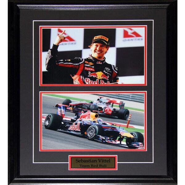 Sebastien Vittel Team Red Bull 2-photo Frame