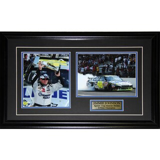 Jimmie Johnson Nascar 2-photo Frame