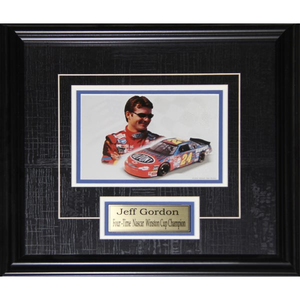 Jeff Gordon Nascar Mini Photo Frame