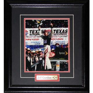 Jeff Gordon Nascar 8x10-inch Frame
