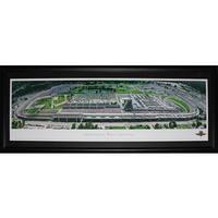 Indianapolis Motors Speedway Nascar Racing Panorama Frame