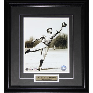 Ty Cobb Detroit Tigers 8x10-inch Frame